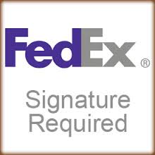 Signature Required Request